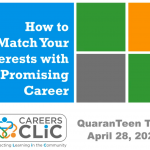 Webinar Recording: How to Match Your Interests with a Promising Career