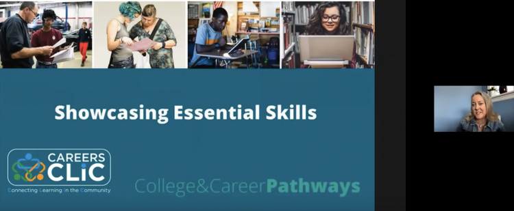 Webinar Recording: Showcasing Essential Skills